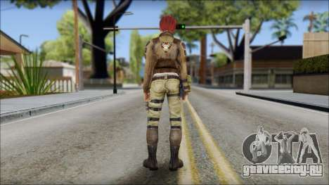 Tweed для GTA San Andreas второй скриншот