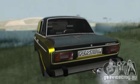 ВАЗ 2106 для GTA San Andreas двигатель