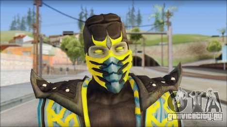 Scorpion Skin v2 для GTA San Andreas третий скриншот