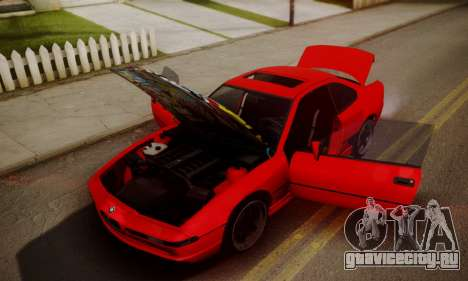 BMW M8 Custom для GTA San Andreas вид справа