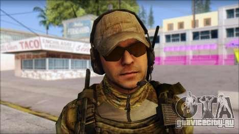 Grinch from Modern Warfare 3 для GTA San Andreas третий скриншот