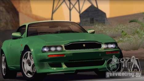 Aston Martin V8 Vantage V600 1998 для GTA San Andreas