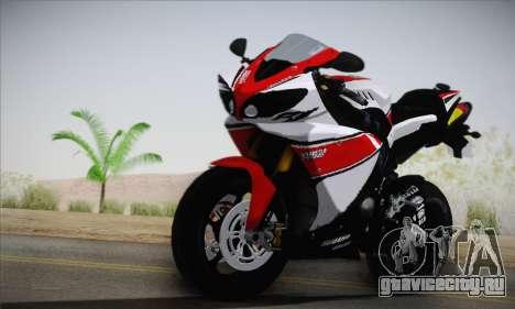 Yamaha R1 2011 для GTA San Andreas