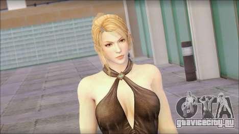 Sarah from Dead or Alive 5 v3 для GTA San Andreas третий скриншот