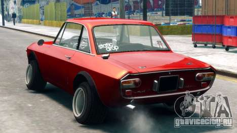 Lancia Fulvia HF для GTA 4