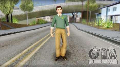 Constantinos from Bully Scholarship Edition для GTA San Andreas второй скриншот