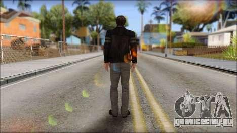 Leon Kennedy from Resident Evil 6 v2 для GTA San Andreas второй скриншот