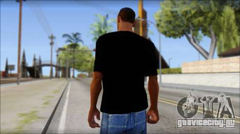 DC Shoes Shirt для GTA San Andreas второй скриншот