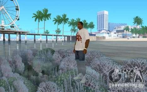 Ходьба по воде для GTA San Andreas второй скриншот