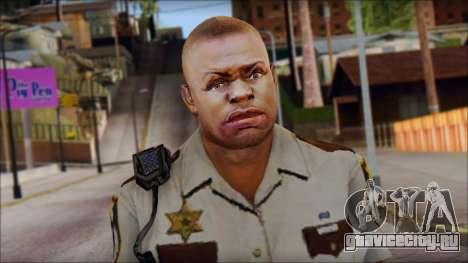 James Wheeler from Silent Hill Homecoming для GTA San Andreas третий скриншот