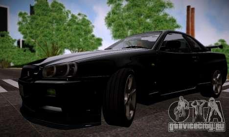 ENBSeries by Makar_SmW86 Final version для GTA San Andreas четвёртый скриншот