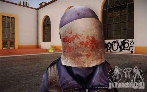 British Riot Police from Killing Floor для GTA San Andreas третий скриншот