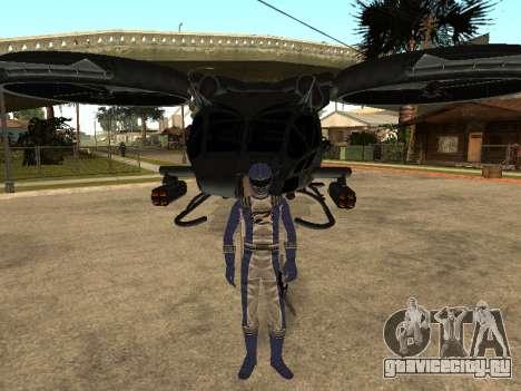 Power Rangers Operation Overdrive для GTA San Andreas седьмой скриншот