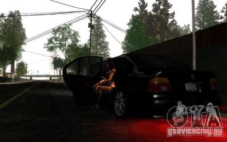 ENBSeries v5.2 Samp Editon для GTA San Andreas второй скриншот