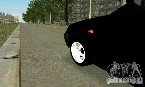 ВАЗ 21123 Turbo для GTA San Andreas салон