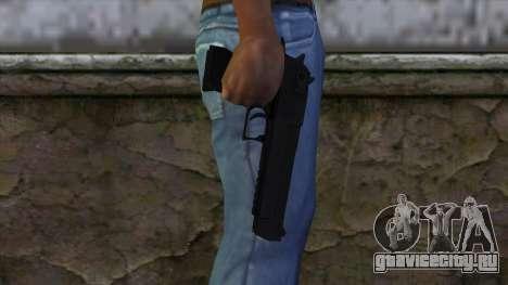 Desert Eagle from CS GO 1.0 для GTA San Andreas третий скриншот