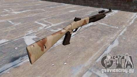 Ружьё Benelli M3 Super 90 choco для GTA 4 второй скриншот
