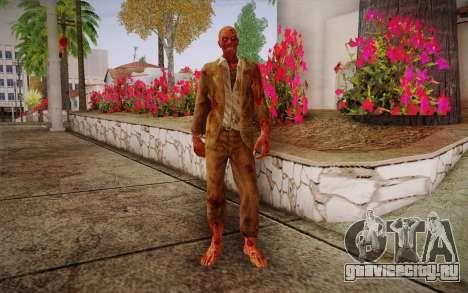 Crimson Zombie Skin для GTA San Andreas