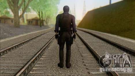Leon .S.Kennedy v2 для GTA San Andreas второй скриншот