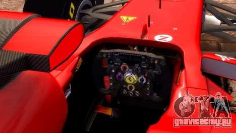 Ferrari 150 Italia для GTA 4 вид справа