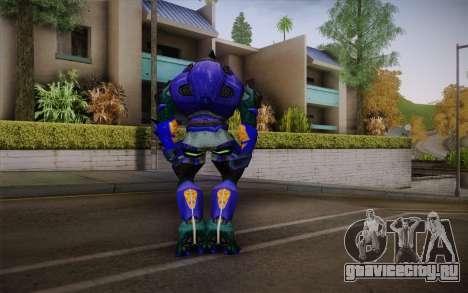 Blue Elite v2 для GTA San Andreas второй скриншот