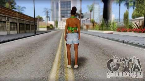 Kendl Skin для GTA San Andreas второй скриншот