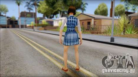 Pinky from Bully Scholarship Edition для GTA San Andreas третий скриншот