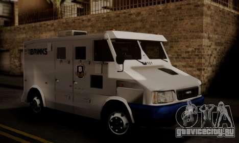 Iveco Daily Brinks для GTA San Andreas