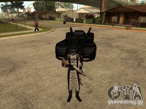 Power Rangers Operation Overdrive для GTA San Andreas шестой скриншот