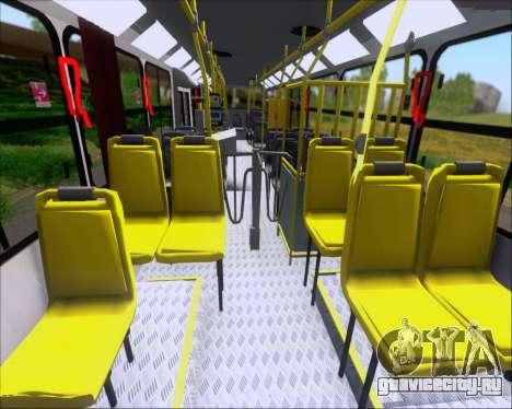 Comil Svelto 2008 Volksbus 17-2 Benfica Diadema для GTA San Andreas вид сбоку