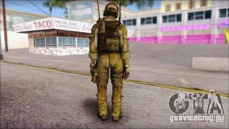 Grinch from Modern Warfare 3 для GTA San Andreas второй скриншот