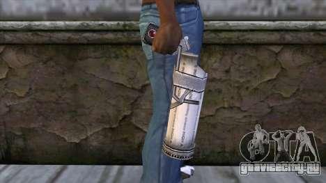 Bottle Gun from Bully Scholarship Edition для GTA San Andreas третий скриншот