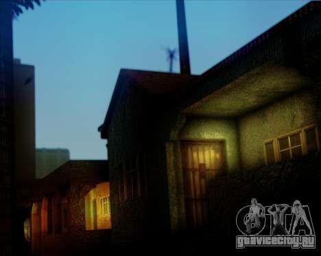 SA Ultimate Graphic Overhaul 1.0 Fix для GTA San Andreas седьмой скриншот