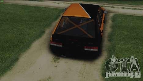 ВАЗ 2114 Корч для GTA San Andreas вид справа