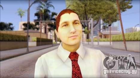 Dean from Good Charlotte для GTA San Andreas третий скриншот