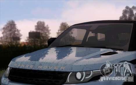 SA Ultimate Graphic Overhaul 1.0 Fix для GTA San Andreas