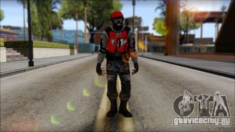Peng Thug для GTA San Andreas второй скриншот