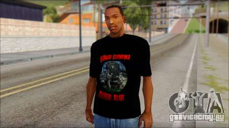 A7X Buried Alive Fan T-Shirt v1 для GTA San Andreas