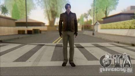Leon .S.Kennedy v1 для GTA San Andreas