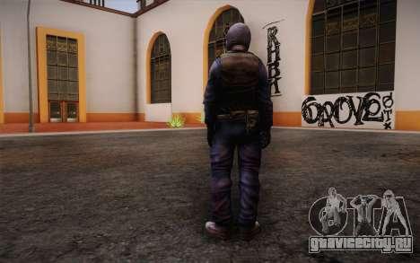 British Riot Police from Killing Floor для GTA San Andreas второй скриншот