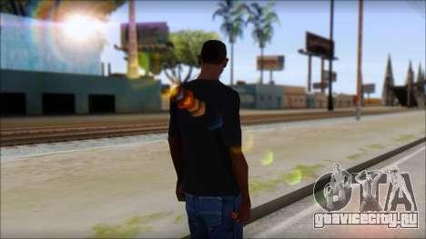 Undertaker T-Shirt v2 для GTA San Andreas второй скриншот