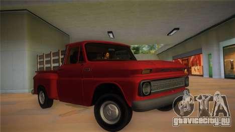 Chevrolet C10 для GTA Vice City