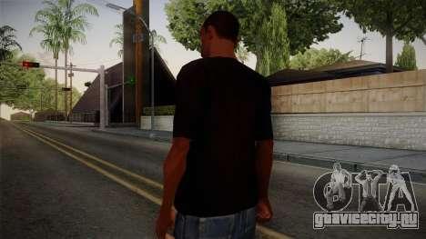 Plants versus Zombies T-Shirt для GTA San Andreas второй скриншот