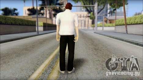 Dean from Good Charlotte для GTA San Andreas второй скриншот