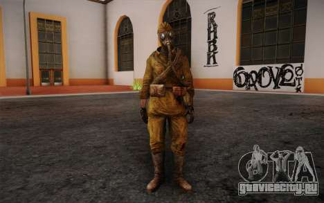 Nikolai from Killing Floor для GTA San Andreas