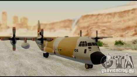 C-130 Hercules Indonesia Air Force для GTA San Andreas