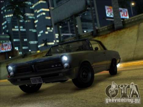 Lime ENB v1.1 для GTA San Andreas