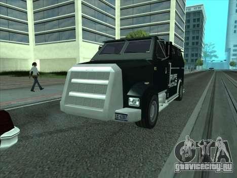 Securicar из GTA 3 для GTA San Andreas