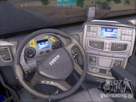 Iveco Stralis HiWay 560 e6 4x2 для GTA San Andreas колёса