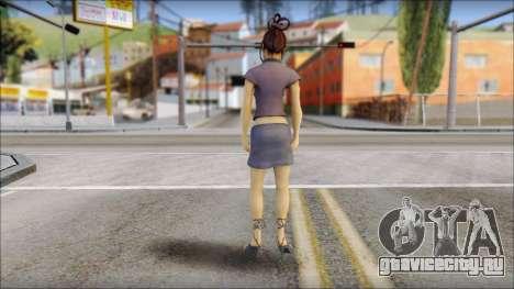 Girl on heels для GTA San Andreas второй скриншот